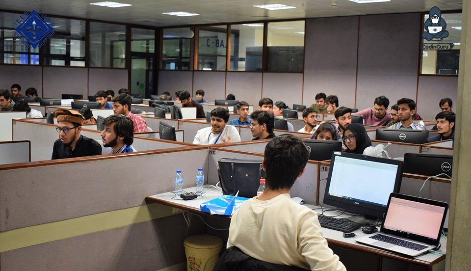 Programming Competition Picture 1